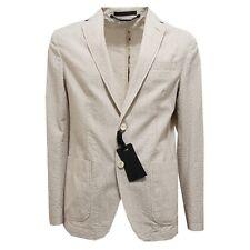 0618N giacca uomo MESSAGERIE puro cotone jacket coat men