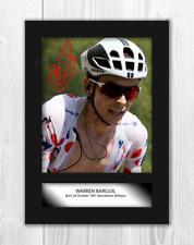 Warren Barguil Vignette N°017 Edition Belge Sprint 2013