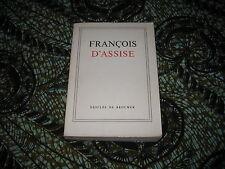 """François d'Assise, sur les traces du """"poverello"""""""