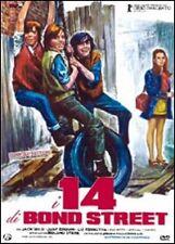 Dvd video **I 14 DI BOND STREET** edizione numerata nuovo 1973