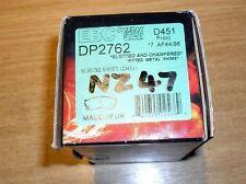 Front brake pads, Suzuki Cappuccino EA11R 660cc,EBC Greenstuff,  4 pad set