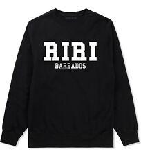 Kings of NY RiRi Barbados Crewneck Sweatshirt Pop Star Concert Fashion Style LA