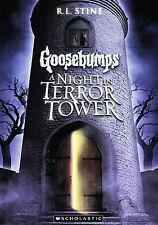 Goosebumps - A Night in Terror Tower (DVD, 2008)