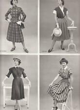 """Publicité Ancienne """" Mode  1950  """""""