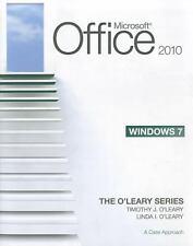 Microsoft Windows 7: A Case Approach (O'Leary)