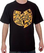 Wu-Wear Faces Tee T Shirt T-Shirt M-3XL Wu-Tang Clan Method Man RZA GZA ODB NEW