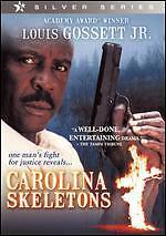 Carolina Skeletons (DVD, 2006)-Played Once-Louis Gossett Jr-Bruce Dern-Thriller