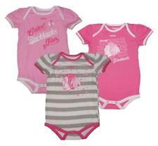 24972a74d88 item 4 Reebok Chicago Blackhawks NHL Infant Girls 3-Pack Bodysuits Creeper  Set -Reebok Chicago Blackhawks NHL Infant Girls 3-Pack Bodysuits Creeper Set