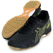 Asics JAPAN CALCETTO FS 3 TF Indoor Soccer Football Futsal Shoes TST332 Black