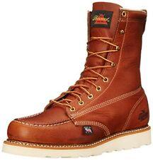 "Thorogood American Heritage 8"" Moc Toe Boot Tobacco Gladiator"