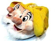 Moppine Ragazzo Gongolo, Pantofolone  Happy  Disney *22618
