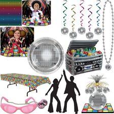 Festa discoteca decorazione 70er 80er anni Decorazione Festa Motto Festa Discoteca Set stoviglie
