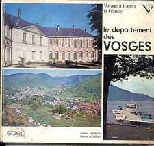 LE DEPARTEMENT DES VOSGES