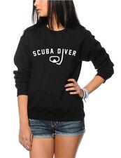 Scuba Diver T-Shirt - Diving Shirt Youth & Womens Sweatshirt