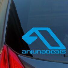 Anjunabeats vinyl sticker decal trance dance DJ night club Vegas house edm edc