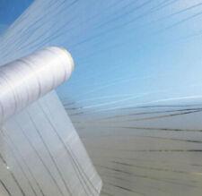 Linea Fix Statische Fensterfolie Garbi 46 cm hoch viele Größen Glasdekorfolie