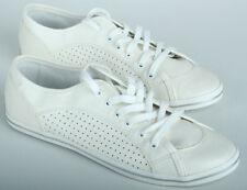 Buffalo Sneaker 507-9987 Derby PU weiß