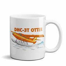 De Havilland DHC-3T Otter Airplane Ceramic Mug - Personalized w/ N#