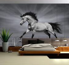 3D Twilight Horse 756 Wall Paper Murals Wall Print Wall Wallpaper Mural AU Kyra