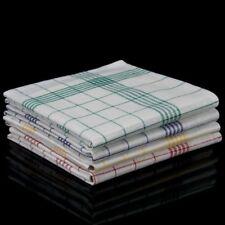 Halbleinen 3er Set Geschirrtuch Küchentuch Handtuch