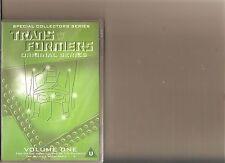 TRANSFORMERS ORIGINAL SERIES VOLUME 1 DVD 5 EPISODES INC ULTIMATE DOOM TRILOGY