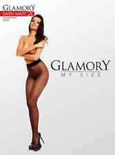 Glamory Satin Matt 20 Strumpfhose, transparent bis Größe 62, 50123