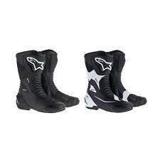 Alpinestars SMX S Road Motorcycle/Bike/Motorbike/Biking Riding Boots