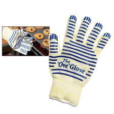 The Ove Glove Heavy Duty Oven Glove Washable With Non-slip Silicone Grip 540°F