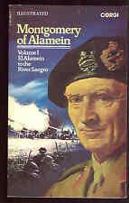 MONTGOMERY OF ALAMEIN - v. 1 - El Alamein to River Sangro  Corgi UK sb