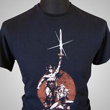 Conan le barbare Rétro Film T SHIRT Schwarzenegger vintage