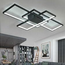 Modern remote control acrylic LED ceiling light living room lighting chandelier