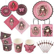 Santoro Gorjuss Ladybird Birthday Party Supplies Plates Bag Napkins Tableware