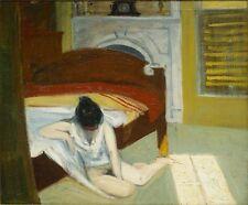 Edward Hopper-Estate interni Giclee stampa poster