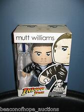 MUTT WILLIAMS INDIANA JONES Mighty Muggs Rare Figure NEW/Sealed 2008 Hasbro !