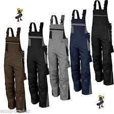 Arbeitslatzhose Arbeitshose Arbeitskleidung Qualitex 2-farbig Übergröße