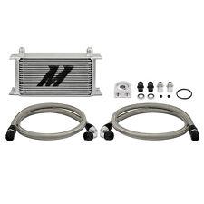 Mishimoto Universal 19 Row Oil Cooler Kit - Silver
