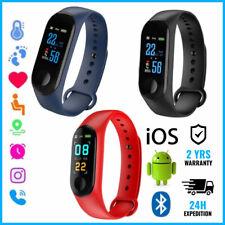 Original M3 Smart Band Watch Sport Montre Horloge Bluetooth Android iOS