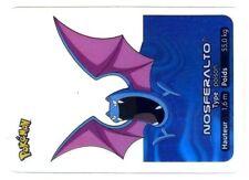 POKEMON LAMINCARDS CARTE CARD 042 NOSFERALTO GOLBAT