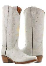 Womens Metallic Pearl Western Cowboy Wedding Boots Rodeo Rhinestones Bride
