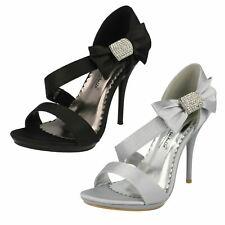 Ladies Anne Michelle Peep Toe Heeled 'Sandals'