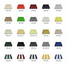 Markisen Volant Markisenbespannung Ersatzstoff 24 verschiedene Farben 4 x 0.23m