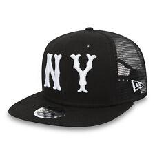 "NEW ERA Cappello SNAPBACK Cap ""Coop Mesh"" NY Nuovo YANKEES Uomo Donna YORK Su Ag"