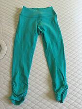 Beyond Yoga Essential Capri Pant Gathered Bottom S, XS Multiple Colors Gym Run