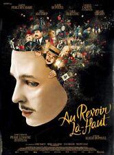 AU REVOIR LA HAUT Affiche Cinéma Originale Movie Poster Albert Dupontel