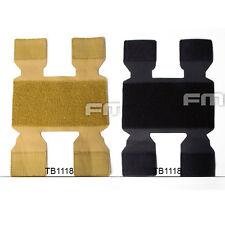 5 PCS MOLLE EDC Multi Backpack Button Adapter Webbing Hook Buckle Carabiner Pop1