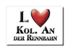 DEUTSCHLAND SOUVENIR - BERLIN MAGNET ICH LIEBE  KOL. AN DER RENNBAHN (BERLIN)