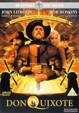 Don Quixote DVD  - John Lithgow, Bob Hoskins, - NEW SEALED FREEPOST