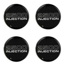 Triumph 2500 Injection Logo Self Adhesive Set of 4 Gel Wheel Centres
