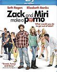 Zack and Miri Make a Porno Blu-ray Disc, 2009 BRAND NEW & FREE SHIPPING