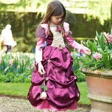 GIRLS FANCY DRESS DAMSON DUCHESS COSTUME AGES 3-5 YEARS / AGE 6-8 YEARS